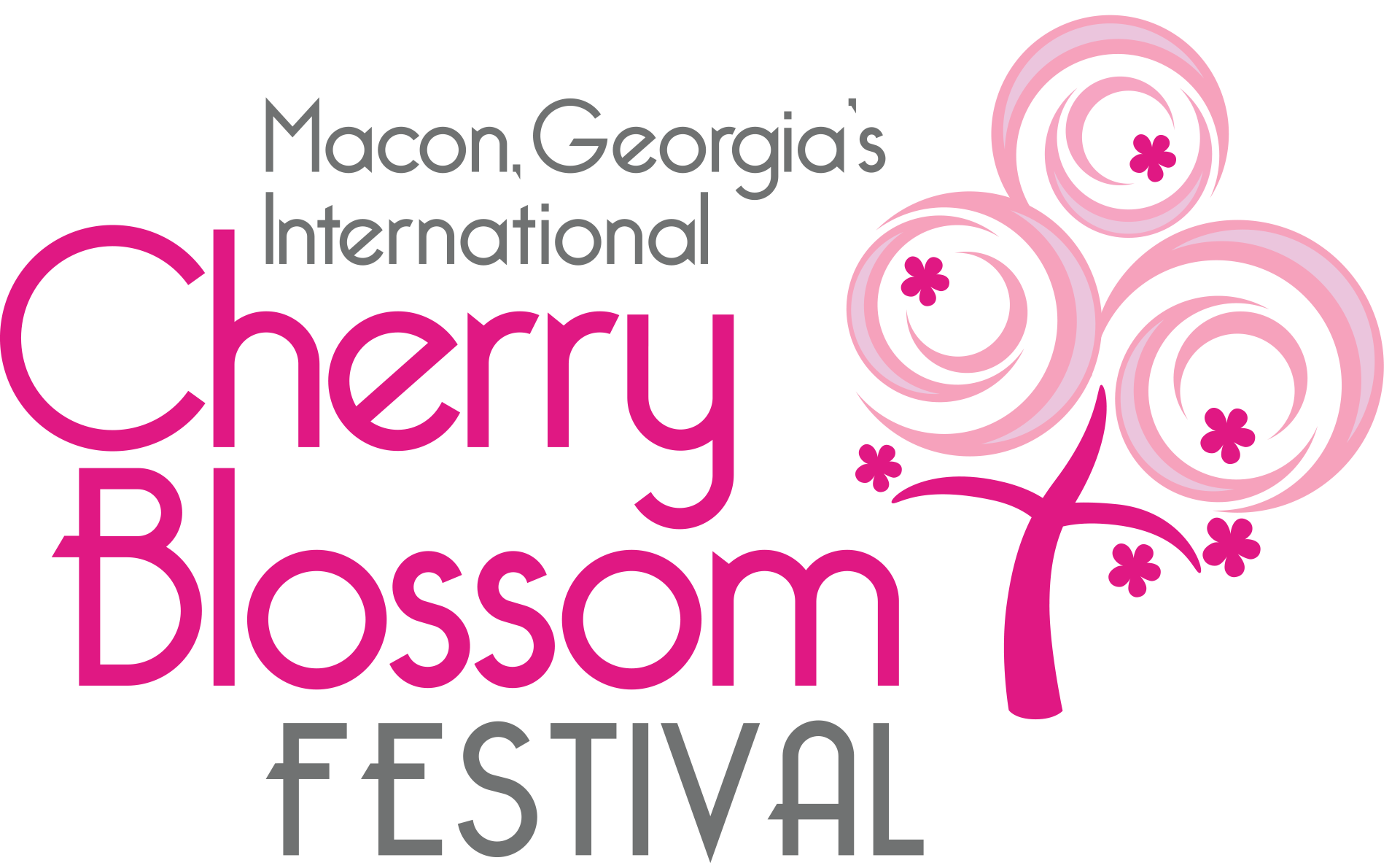 Macon, Georgia's International Cherry Blossom Festival